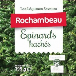 Epinards branches-395g