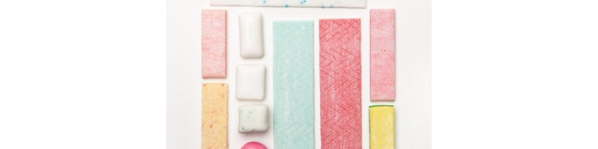Chewing gum, confiserie